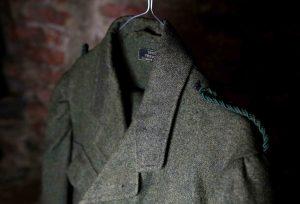 McGlinchey uniform -detail
