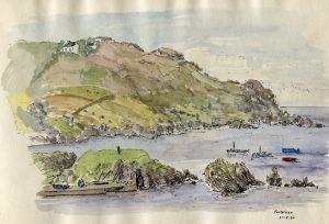 Portaleen, North Inishowen, 27/8/1950