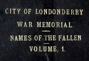 war memorial names of the fallen